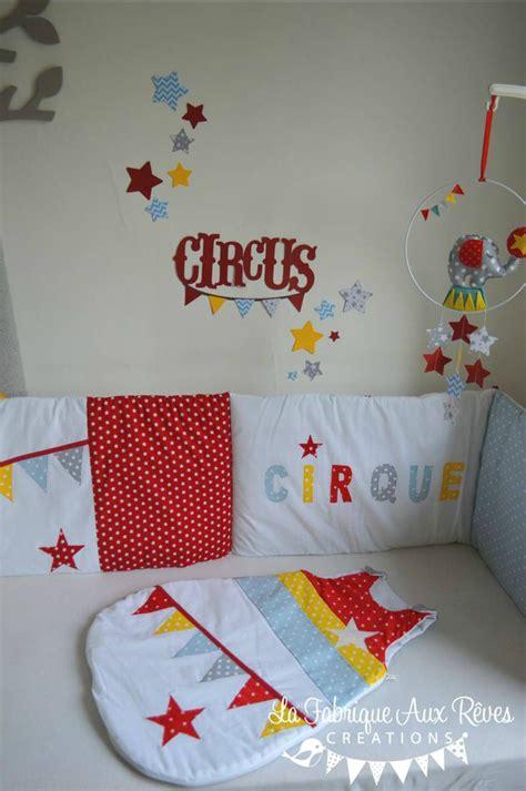 chambre cirque decoration chambre cirque