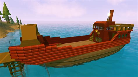 Small Boat Ylands by Wijkagentadrie S Content Page 10 Ylands Community Forums