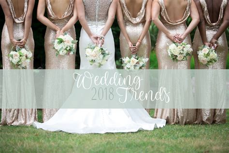 favorite wedding trends   saphire event group