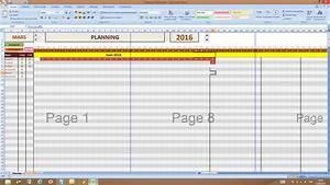 [XL-2007] Finalisation d'un planning