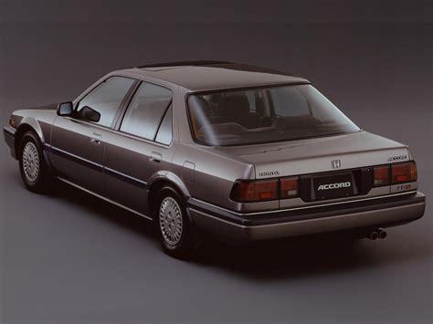 1985 1989 Honda Accord Limousine Us Version Autoguru