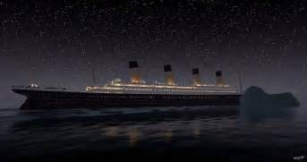 re live the sinking of the titanic in real time video