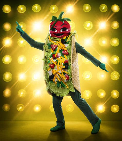 masked singer season  costumes   stuff