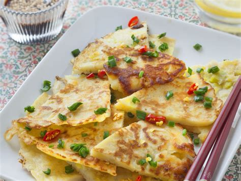 le marmiton recettes de cuisine crêpes coréennes au poireau de nadine 12ème rencontre