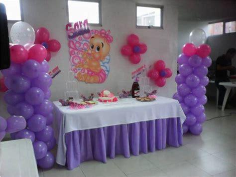 Decoracion De Baby Shower En Casa - decoraciones baby shower