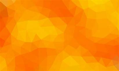 Orange Background Low Poly Vector Clip Illustrations