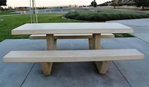 Concrete Picnic Tables For Sale  U2013 Madison Art Center Design