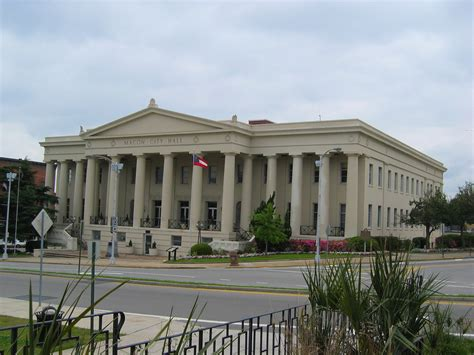 City Hall (macon, Georgia)