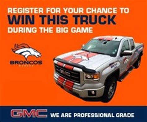 weld county garage truck city weld county garage buick gmc to give away 2014 gmc