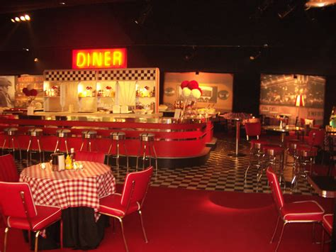 american diner wallpaper gallery
