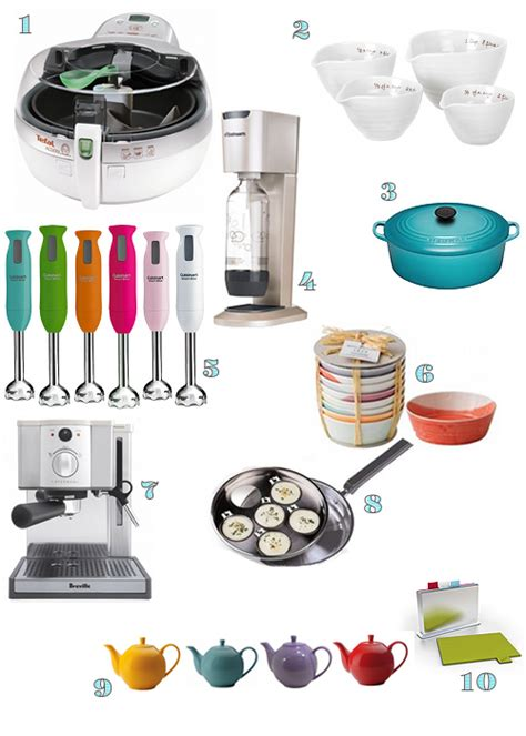 kitchen must haves kitchen registry must haves squirrelly minds