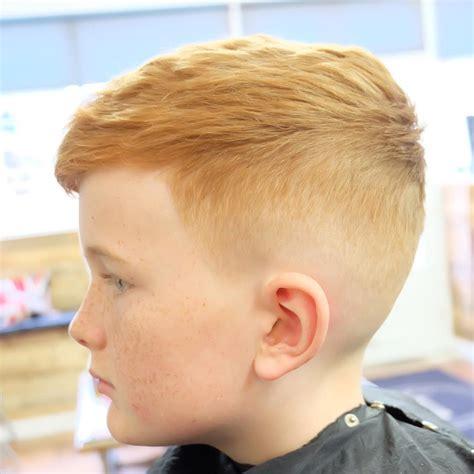 boys fade haircuts