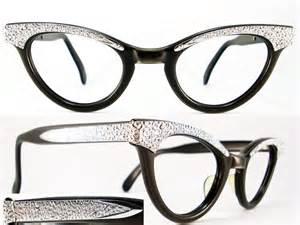 cat eye glasses frames vintage eyeglasses frames eyewear sunglasses 50s vintage