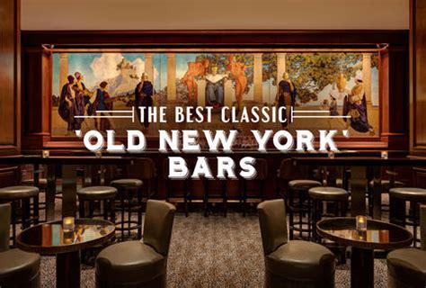 classic  york bars fancy bars   york city