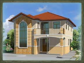 Simple House Plans On A Budget Pictures by New Model House In The Philippines Home Builders