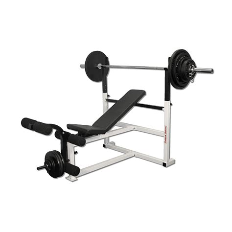 Deltech Fitness Olympic Weight Bench [df1000] Incredibody