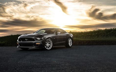 Ford Mustang 2015 Avant Garde Wallpaper