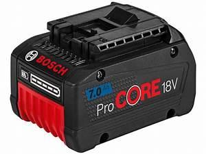 Bosch Pro 18v : bosch gba 7 0 ah 18v 7 0ah li ion procore battery ~ Carolinahurricanesstore.com Idées de Décoration