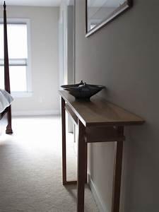 Schmale Tische : vanity table narrow console table sofa table narrow side ~ Pilothousefishingboats.com Haus und Dekorationen