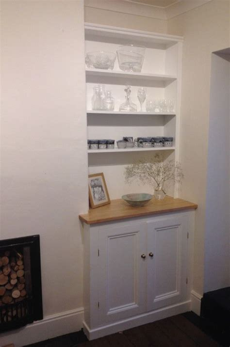 Cupboards Designs For Living Room by Building A Alcove Cupboard Part 2 Built In
