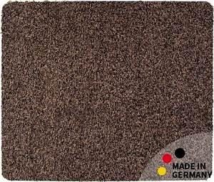 Läufer 50 X 120 : fu matte teppich l ufer baumwolle uni einfarbig braun 50x60 cm waschbar kaufen matches21 ~ Indierocktalk.com Haus und Dekorationen
