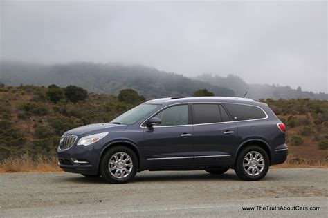 review  buick enclave  video  truth  cars
