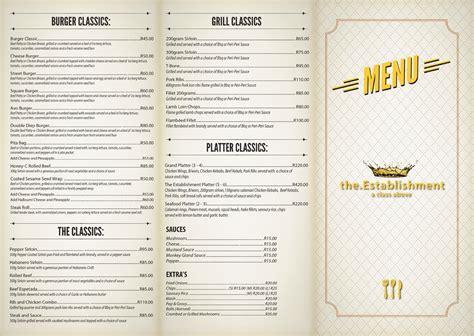 cuisine menu south traditional food pictures menus foodfash co