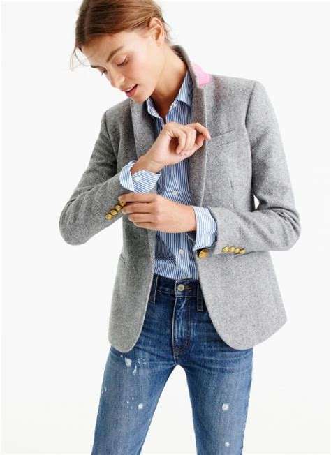 What to Wear with a Grey Blazer - All For Fashions - fashion beauty diy crafts alternative ...