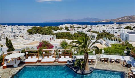 7 Best Honeymoon Hotels In Mykonos  The 2018 Guide