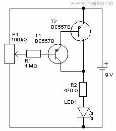 Transistor Als Schalter Berechnen : f experiment 7 pnp darlington schaltung ~ Themetempest.com Abrechnung