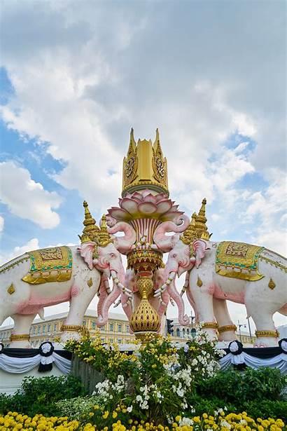 Thailand Asia South Culture Thai Bangkok Transforming