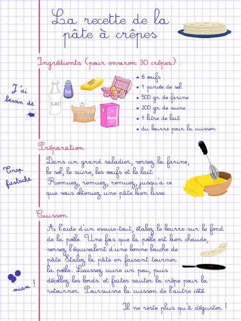 mon blog de francais une autre recette pour la pate  crepes