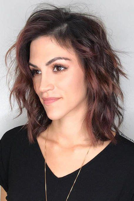 56 Best Flattering Haircuts for Long Face Shapes Long