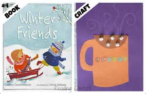 25 winter books and crafts for reading confetti