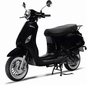 Motorroller 50 Ccm : luxxon motorroller 50 ccm 45 km h emily otto ~ Kayakingforconservation.com Haus und Dekorationen