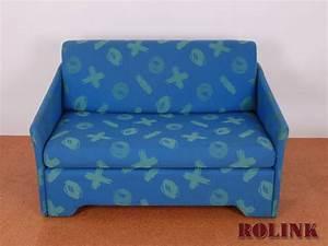Schlafsofa 3 Sitzer Mit Bettkasten : jugendzimmer wohnzimmer sofa couch schlafsofa 2 sitzer in blau mit bettkasten ebay ~ Bigdaddyawards.com Haus und Dekorationen