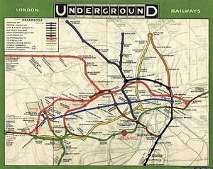 The Tube 150 Anniversary  London Underground Map History