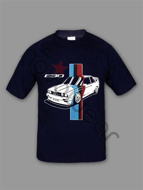 Tshirt Tshirt Bmw bmw e30 t shirt blue bmw e30 accessories bmw e30 clothing