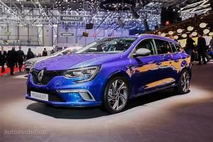 Renault Megane Gt : 2017 renault megane gt sport tourer is one of the coolest estates ever autoevolution ~ Medecine-chirurgie-esthetiques.com Avis de Voitures