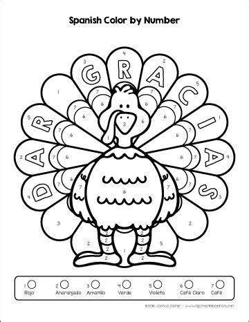 thanksgiving turkey coloring sheets english and spanish thanksgiving turkey spanish and english