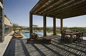 Pergola En Bambou : pergola design am nagement de jardin en 50 photos ~ Premium-room.com Idées de Décoration