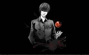 Light Yagami Wallpaper - Death Note Wallpaper (36246923 ...
