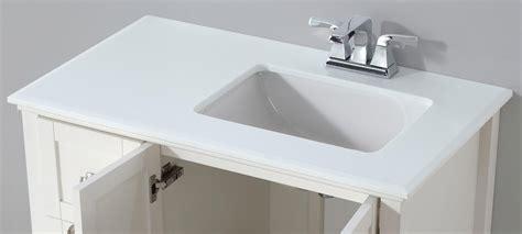 43 vanity top with offset sink vanity tops with sink 24 narrow clinton vessel sink