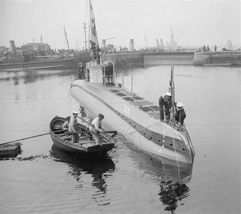 German U Boats by Wwi German U Boat Mystery Solved After It S Found