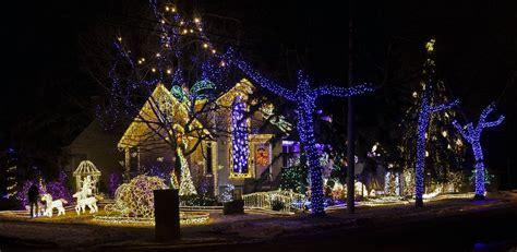 edmonton christmas light displays