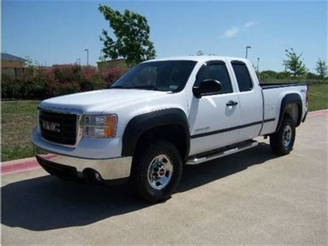 auto air conditioning service 2010 gmc sierra 2500 instrument cluster sell used work truck e ethanol ffv abs brakes air conditioning am fm radio driver airbag in