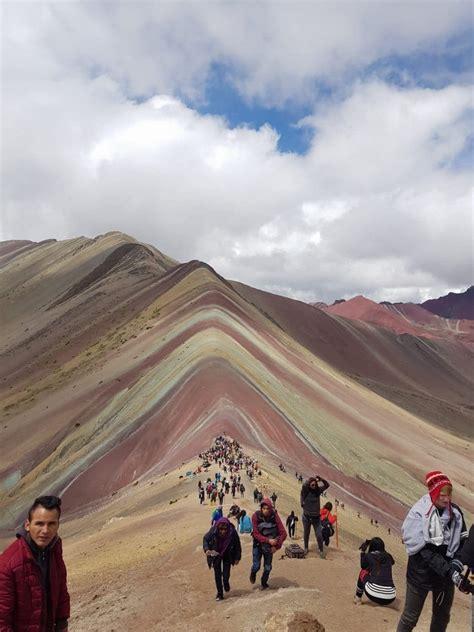Rainbow Mountain An Absolute Must See Peru Volunteer