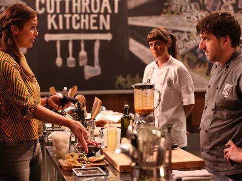 food network cutthroat kitchen look back at cutthroat kitchen chefs battles