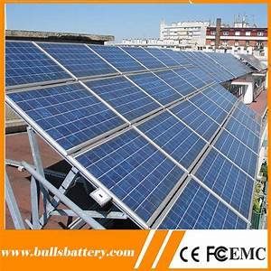 Solar Collector System 20kw 5kw Solar Panel System Grid ...