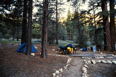 Unfortunately, fido is not allowed on beaches, unpaved. California: Grover Hot Springs State Park to Sugar Pine ...